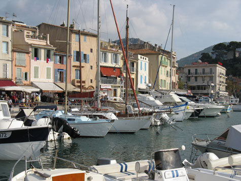 Cassis France Tourist Information and Travel Guide