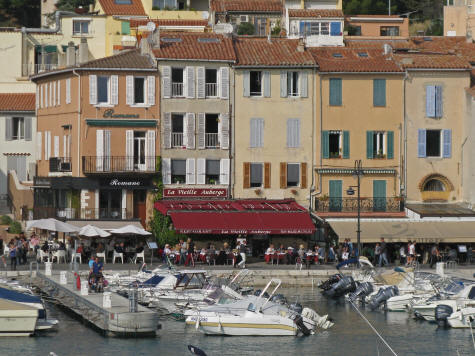 Architecture in Cassis France