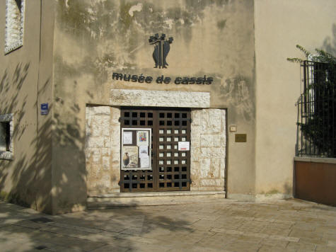 Cassis Museum - Musee de Cassis
